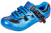 Cube Road Pro Schuhe Unisex blue'n'flashred